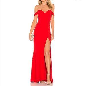 NBD maracuya gown